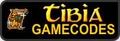 Gamecodes para Tibia